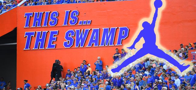 b724e3f20 Florida Gators jump to Jordan Brand from Nike for team athletic apparel