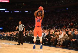 Florida forward Keith Stone will reportedly transfer after shortened season