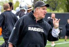 Reports: Florida expected to add Raiders LB coach Sal Sunseri as assistant