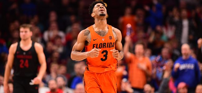 Florida's Jalen Hudson, John Egbunu set to declare for 2018 NBA Draft