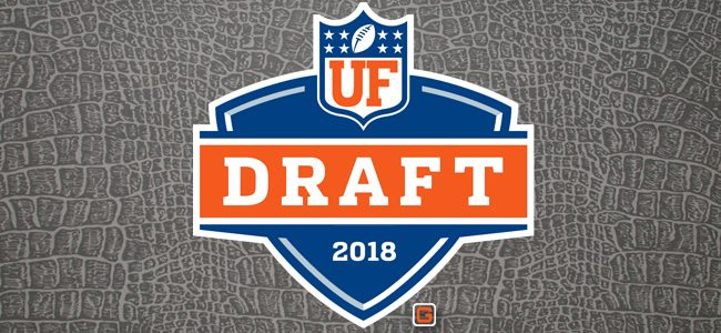 2018 NFL Draft tracker: Florida Gators draft picks, full analysis, history