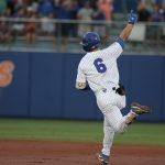 Florida baseball walks off vs. Auburn in extras for chance to defend title in College World Series