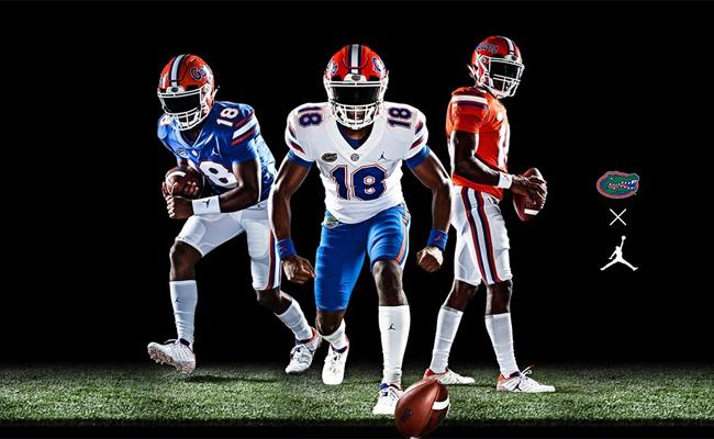 Florida Gators release new Jordan Brand football uniforms ...