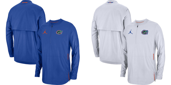 7f41130020ca6d LOOK  First edition of Florida Gators Jordan Brand shoes released ...