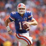 Florida Gators celebrate Tim Tebow with Ring of Honor induction, 2008 national title team recognized