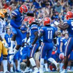 College Football Playoff Rankings: Florida just outside of top 10 but ahead of UCF
