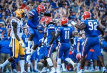 Florida football vs. LSU score, takeaways: No. 22 Gators beat back No. 5 Tigers in epic win