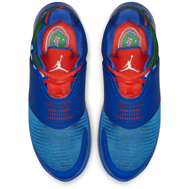 53959a742d744b LOOK  New Florida Gators Jordan Brand shoes released midway through ...