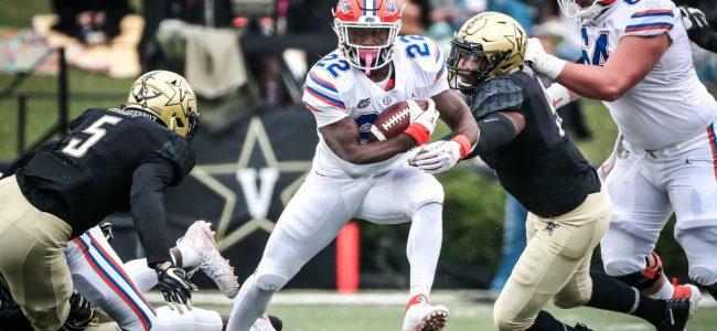 Florida football vs. Vanderbilt score, takeaways: No. 14 Gators storm back to silence Dores