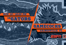 Florida vs. South Carolina: Prediction, pick, line, spread, odds, watch live stream online