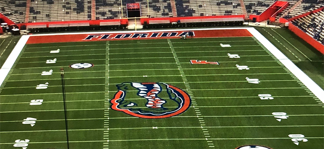 The Swamp to feature orange end zones for Florida-Missouri football game