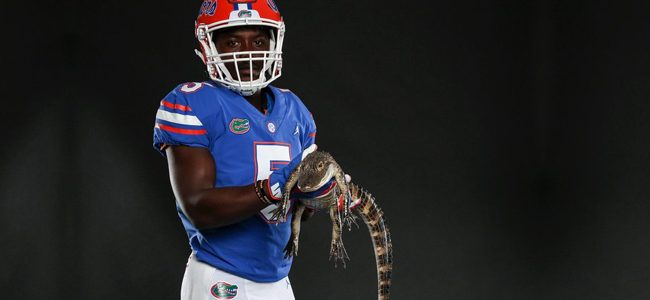 florida football recruiting gators add four star 2019 running back