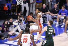 Florida basketball score: Gators fall short as No. 10 Michigan State edges out tough win