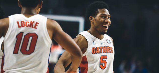 Florida basketball score: KeVaughn Allen saves Gators twice in OT win over Ole Miss