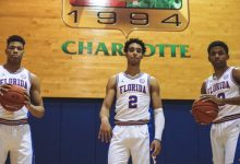 LOOK: Florida basketball unveils 1994 throwback uniforms for upcoming game