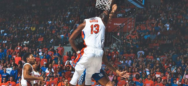 Florida vs. Kentucky score: Gators' NCAA Tournament hopes on brink after loss to No. 6 Wildcats