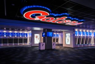 LOOK: Florida football unveils the Gators' impressive new locker rooms