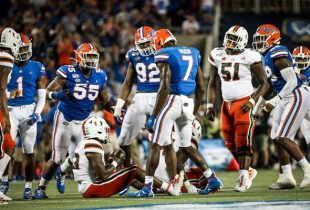 Florida football score, takeaways, highlights: No. 8 Gators survive Miami, absurd fourth quarter