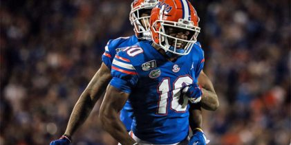 It has not always been pretty, but Florida football keeps finding ways to win