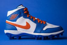 LOOK: Florida unveils retro Jordan 1 cleats for season opener vs. Miami