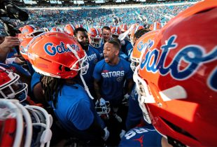 College football rankings: Florida Gators hold at No. 5 in AP Top 25 poll after Week 3
