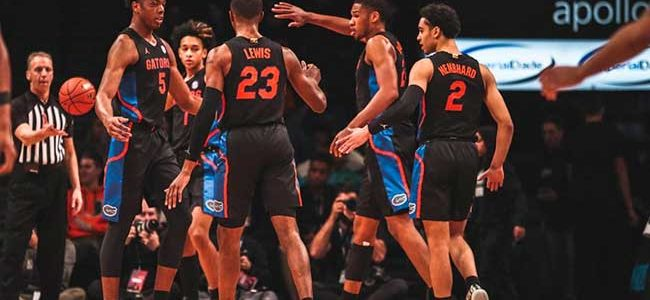 Florida Basketball Score Takeaways Gators Stun No 4