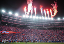 Florida Gators are 'prepared' to host sporting events, including for pro teams, in Gainesville