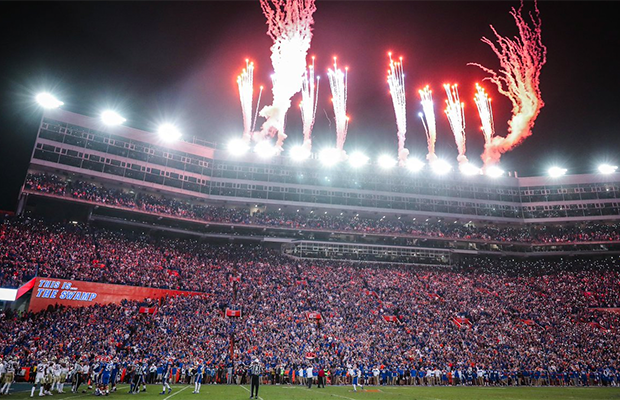 Florida football schedule 2020: SEC sets 10-game conference-only slate amid COVID-19 pandemic