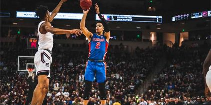 Andrew Nembhard to transfer out of Florida after withdrawing from 2020 NBA Draft, per report