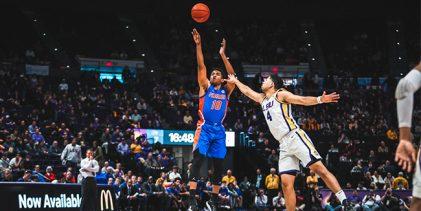 Florida basketball score, takeaways: Gators edged by LSU in tough road loss