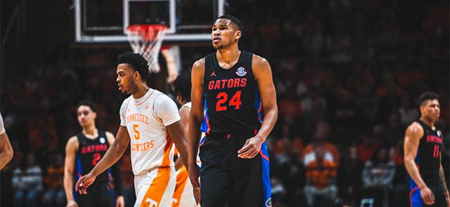 Florida basketball score, takeaways: Tennessee holds on despite Gators' massive comeback