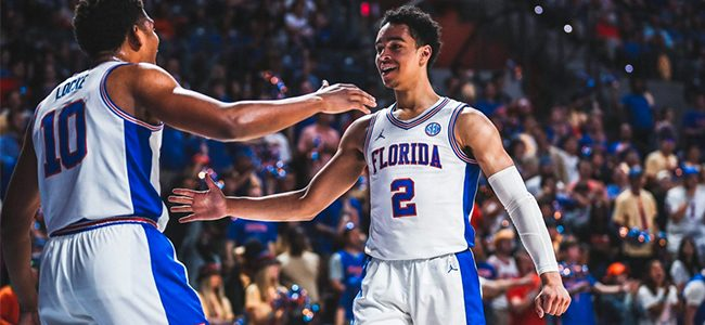 Florida basketball score, takeaways: Gators win third straight, holding on to beat Arkansas