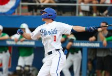 Florida baseball off to best start in program history reaching 12-0 mark for first time