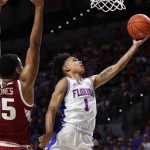 Tre Mann disputes report of withdrawal from NBA Draft, planned return to Florida