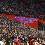 College football rankings: Florida Gators hold in AP Top 25, fall in Coaches Poll after loss to Alabama