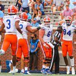 College football rankings: Florida Gators rise to No. 3 in AP Top 25 poll after Week 4
