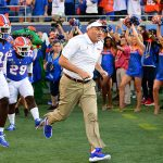 NCAA: Florida football penalized for recruiting violations, Dan Mullen not promoting compliance