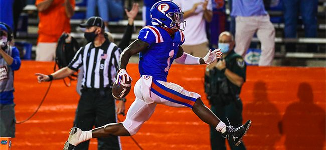 Florida football score, takeaways: No. 10 Gators fight through rust to rout Missouri