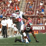 Florida at Texas A&M score, takeaways: Historically bad defense embarrasses as late fumble dooms Gators