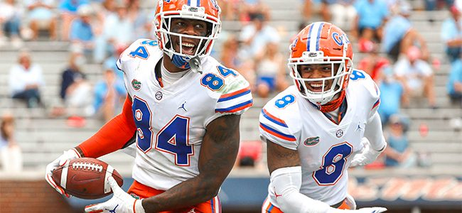 Florida football: No. 3 Gators hope to live up to expectations in home opener vs. South Carolina
