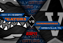 Florida vs. Vanderbilt: Pick, prediction, spread, odds, line, time, watch live stream, TV channel