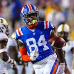 Florida football: Gators star TE Kyle Pitts out vs. Arkansas, may miss Vanderbilt game