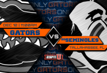 Florida vs. Florida State picks, predictions, basketball tipoff time, watch live stream, TV channel