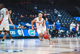 Florida basketball: Star PG Tre Mann declares for 2021 NBA Draft