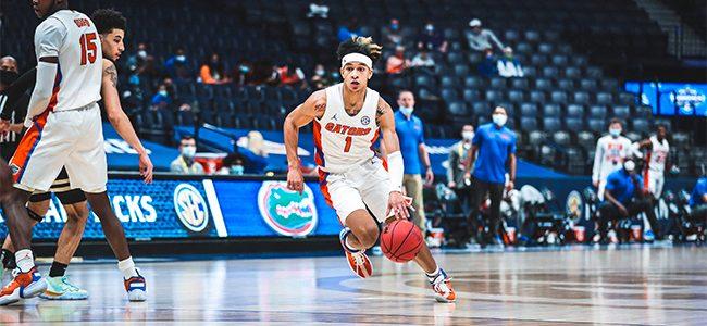 Florida basketball: Star PG Tre Mann declares for 2021 NBA Draft