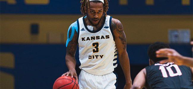 Florida basketball adds star transfer guard Brandon McKissic from UMKC