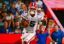 Florida coach Dan Mullen finally clarifies why QB Anthony Richardson may not be ready for starting job